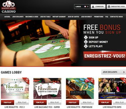 Lucky Live Casino: En live de vrais casinos irlandais
