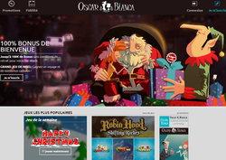 Oscar Bianca: Casino en live francais