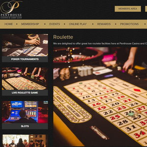 Penthouse Casino de Dublin en Irlande