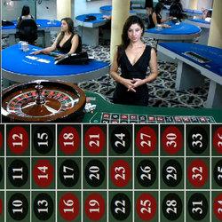 Exemple de roulette en ligne sur Fairway Casino