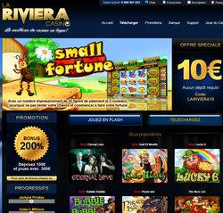 La Riviera Casino: Une adresse de jeu en ligne serieuse