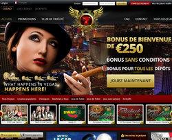7Red Casino, live Netent et Ezugi