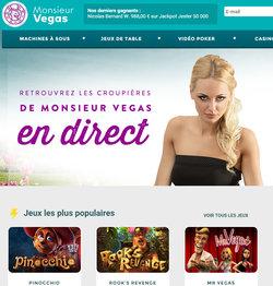 Avis Monsieur Vegas