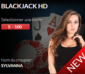 Blackjack en ligne HD Celtic Casino