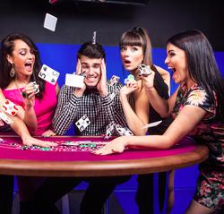 Live Blackjack Evolution Gaming sur Dublinbet