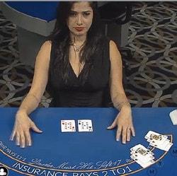Tournois live roulette, blackjack et baccarat sur Fairway Casino