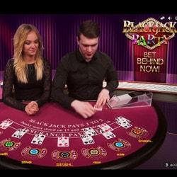 Blackjack en ligne Dublinbet Casino