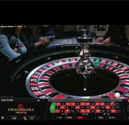 Dragonara Roulette sur Dublinbet Casino