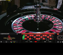 Live Roulette au Dragonara Casino