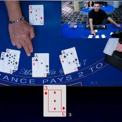 Blackjack en ligne sur Lucky31 Casino