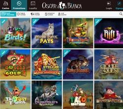 Avis Oscar Bianca Casino