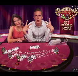 Casino777 est un des meilleurs casinos avec Blackjack Party