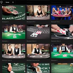 Codeta intègre Casino en live