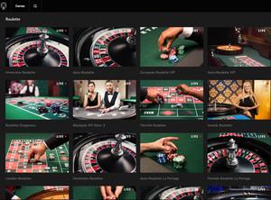 Codeta Casino en live