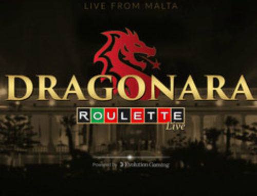 Dragonara Roulette sur Lucky31 Casino