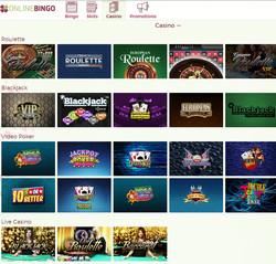 Onlinebingo casino en ligne