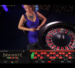 Roulette Immersive sur Stakes Casino