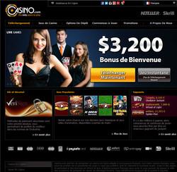 Casino.com: Casino en live avec croupiers en direct