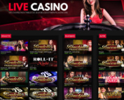 Casino777 ne propose plus de live roulette et blackjack du Casino de Spa