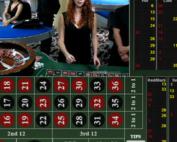 Live roulette sur Paris VIP Casino