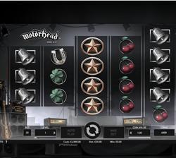 Machine à sous Motorhead sur Casino Extra