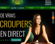 Tournois Celtic Casino