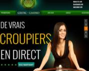 Tournois Celtic Casino