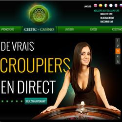 Celtic Casino relance 4 tournois jeux en live