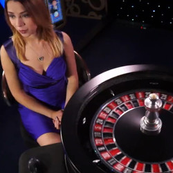 Live roulette de casinos Evolution Gaming