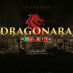 Roulette en ligne Evolution Gaming: Dragonara Roulette