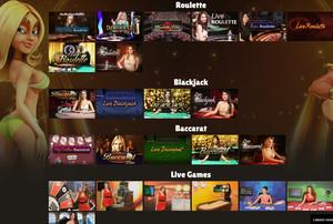 Live CasinoExtra