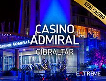 Live roulette en direct du casino Admiral de Gibraltar