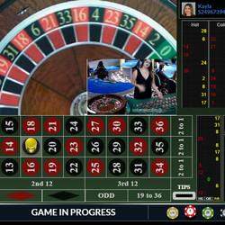 Roulette en ligne Visionary Igaming