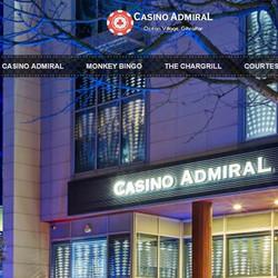 Casino Admiral Gibraltar: jouez a la roulette en live