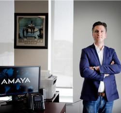 David Baazov veut reprendre le contrôle du groupe Amaya Gaming