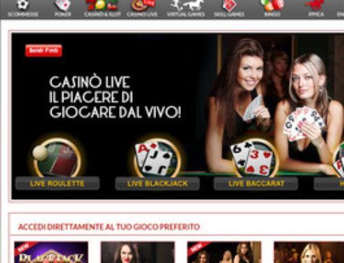 Roulette en ligne en direct du Casino Saint Vincent