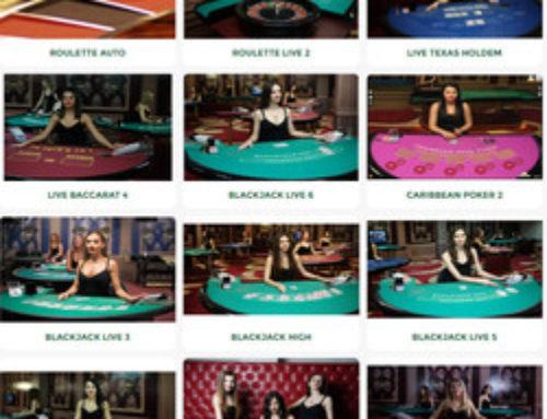 Logiciels Xpro Gaming et LuckyStreak sur Cresus Casino