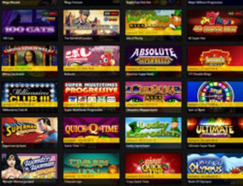Enormes Jackpots progressifs sur Casino777