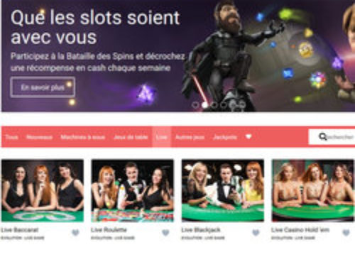 Live Casino: Stakes se sépare de Netent Live
