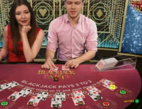 Trois logiciels live sur Cresus Casino