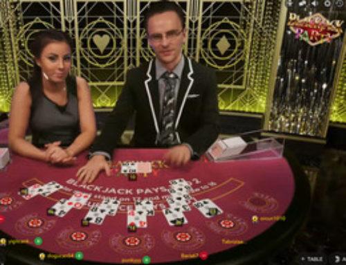 Blackjack Party sur Lucky31 Casino
