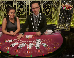 Blackjack Party sur Lucky31 Casino