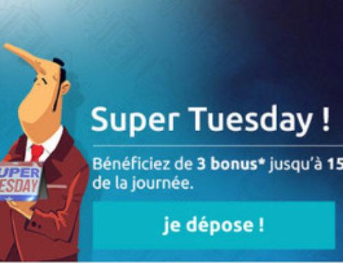 Promotion Super Tuesday sur Oscar Bianca Casino