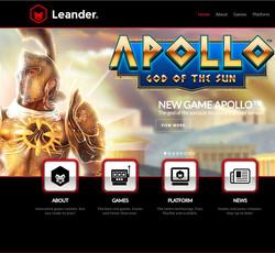 Logiciel Leander Games