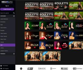 MegaWins Casino: Jouer en bitcoin au casino online