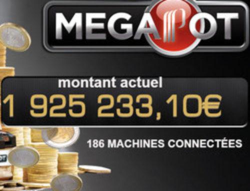 Partouche Megapot: le jackpot de plus de 2 millions est enfin tombé !