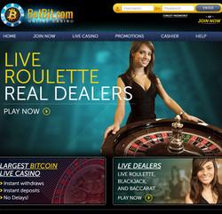 Betbit Live casino bitcoin