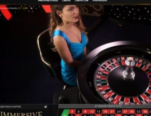 Casino Extra dispose de la Roulette Immersive