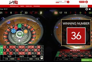 Authentic Roulette Double Wheel d'Authentic Gaming