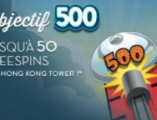 Bonus Free Spins sur Monsieur Vegas Casino